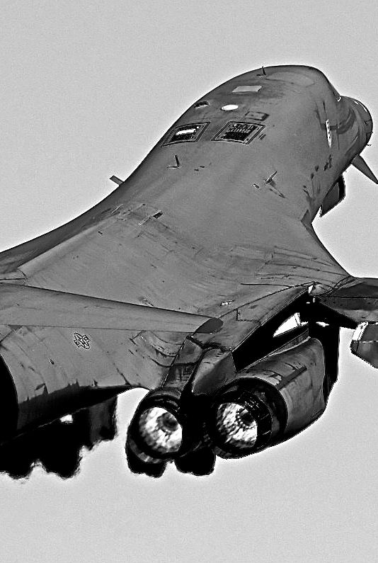 pinterest.com/fra411 #aircraft - B-1B Lancer