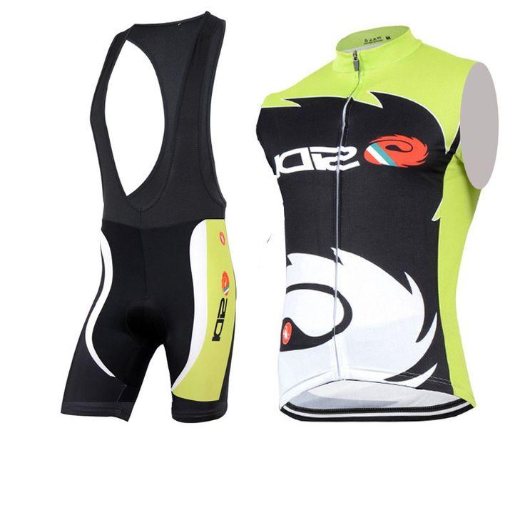 33.32$  Watch now - https://alitems.com/g/1e8d114494b01f4c715516525dc3e8/?i=5&ulp=https%3A%2F%2Fwww.aliexpress.com%2Fitem%2Fpro-team-2016-summer-New-SIDI-Men-s-cycling-jersey-sleeveless-bib-shorts-set-ropa-ciclismo%2F32768827873.html - pro team 2016 summer New SIDI Men's cycling jersey sleeveless bib shorts set ropa ciclismo hombre bicicleta ktm Quick dry K1404