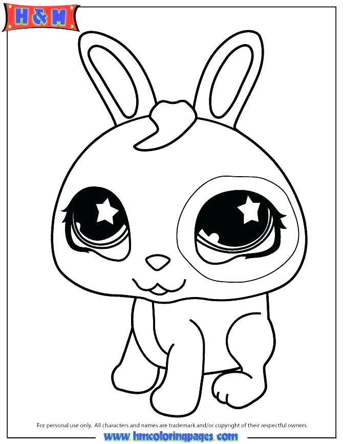 Coloring Pages Littlest Pet Shop Coloring Pages Printable Related