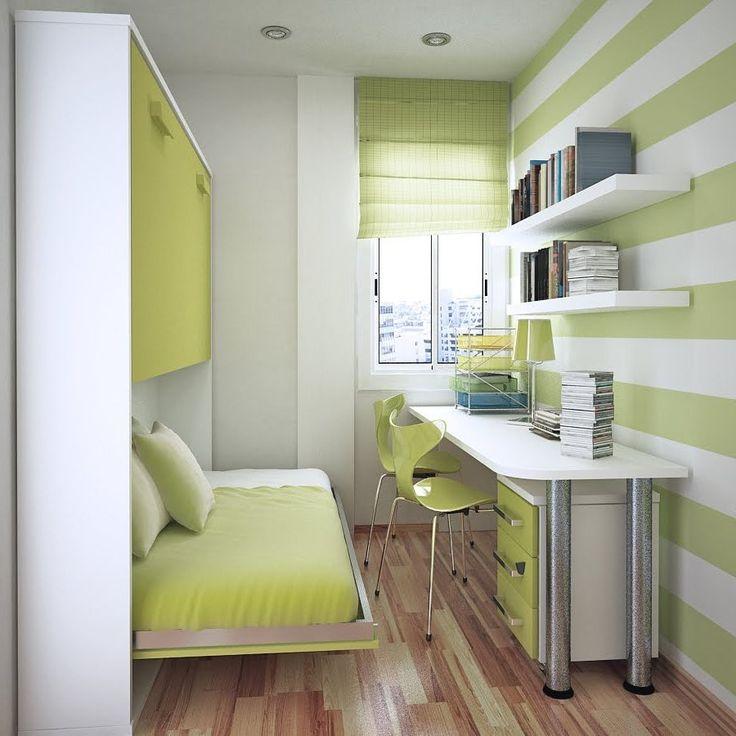 Platzsparende raumgestaltung für Kleine Schlafzimmer ...