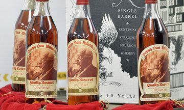 This Could Be Terrible News For Pappy Van Winkle Drinkers