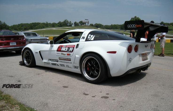 Congratulations to Todd Rumpke for winning the BFGoodrich Hot Lap Challenge at last weekend's Optima Batteries Faceoff in his 2006 Corvette Z06 on Forgeline GA3R wheels.   See more in the Forgeline customer gallery at: http://www.forgeline.com/customer_gallery_view.php?cvk=728    #forgeline #ga3r #corvette #optima #roadamerica #winnersuseforgeline #fastcarsonforgeline #z06