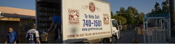 Gospel Rescue Mission for Women and Children