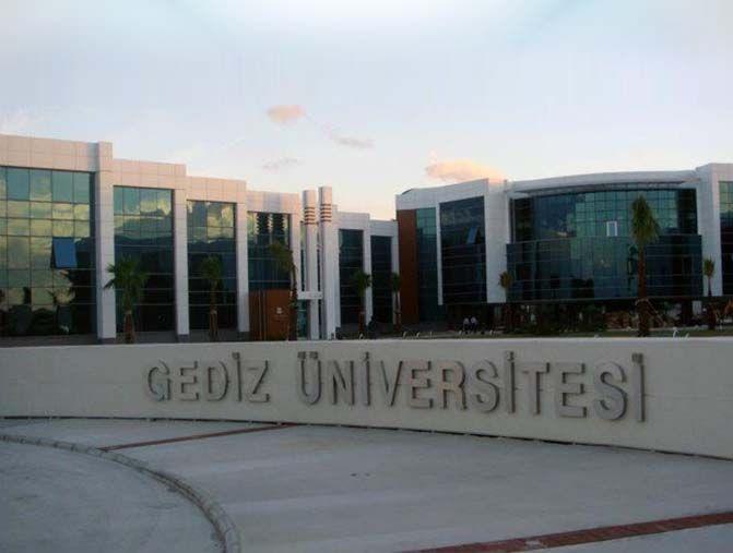 Gediz Üniversitesi Krom Harf