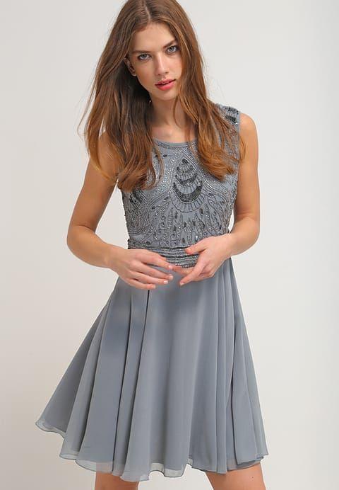 Die Details machen den Unterschied. Lace & Beads MIAMI - Cocktailkleid / festliches Kleid - grey für 59,95 € (19.01.17) versandkostenfrei bei Zalando bestellen.