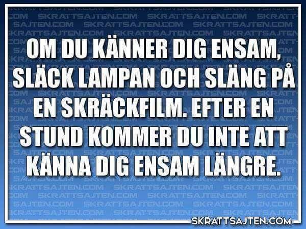 EricaK.se - Vintertid