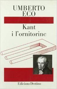 Kant i l'ornitorinc. Umberto Eco
