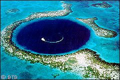 Belize's Lighthouse Reef Atoll