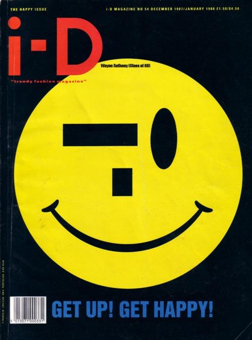 I-D Magazine - December 1987 - Acid House Fever    scizims:
