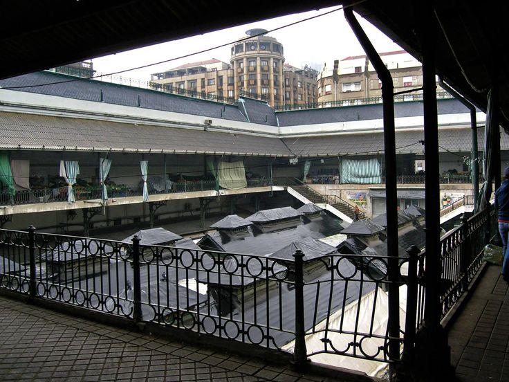 16.  2008.02 - vista parcial do Mercado do Bolhão