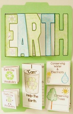 Earth Day FUN! - Simply Skilled in Second