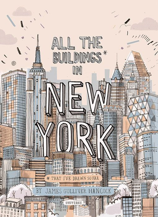 All The Buildings in New York, The Book:  to be added to my 'must-read' list