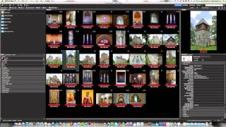 Å lage en metadata-template i Adobe Bridge – YouTube