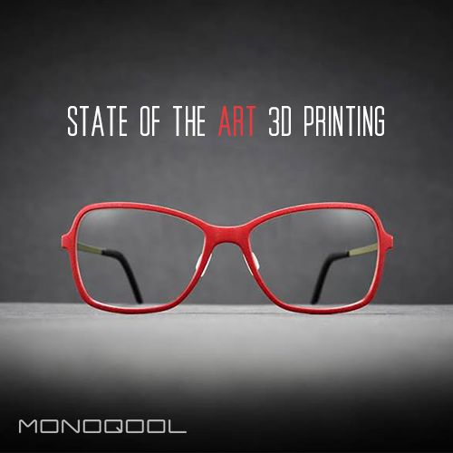 Did someone say state of the art and 3D printing in the same sentence? We did.