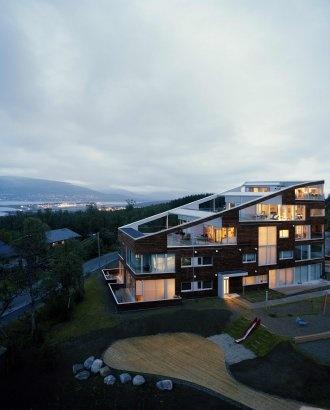 Brinken Terrace - Norway