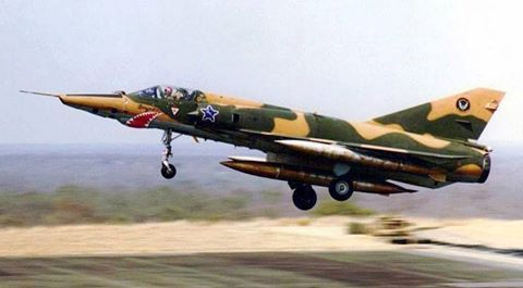 ☆ South African Air Force ✈ Mirage IIIRS