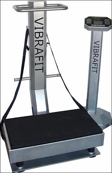 Vibrafit Vibrationsplatte Training inklusive Bedienungstower mit Display Profi Studiogerät € 990, - kaum gebraucht
