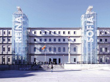 Resultado de imagen de Museo Nacional de Arte Reina Sofia