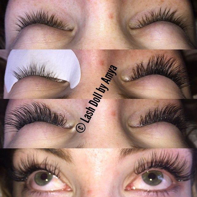 Everything You Need To Know About Mink Eyelash Extensions | Nikole DeBell Beauty   eyelash extensions, mink lashes