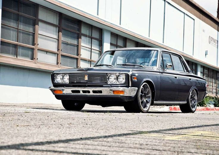 1970 Toyota Crown Front Fascia   Provided By SuperStreetOnline