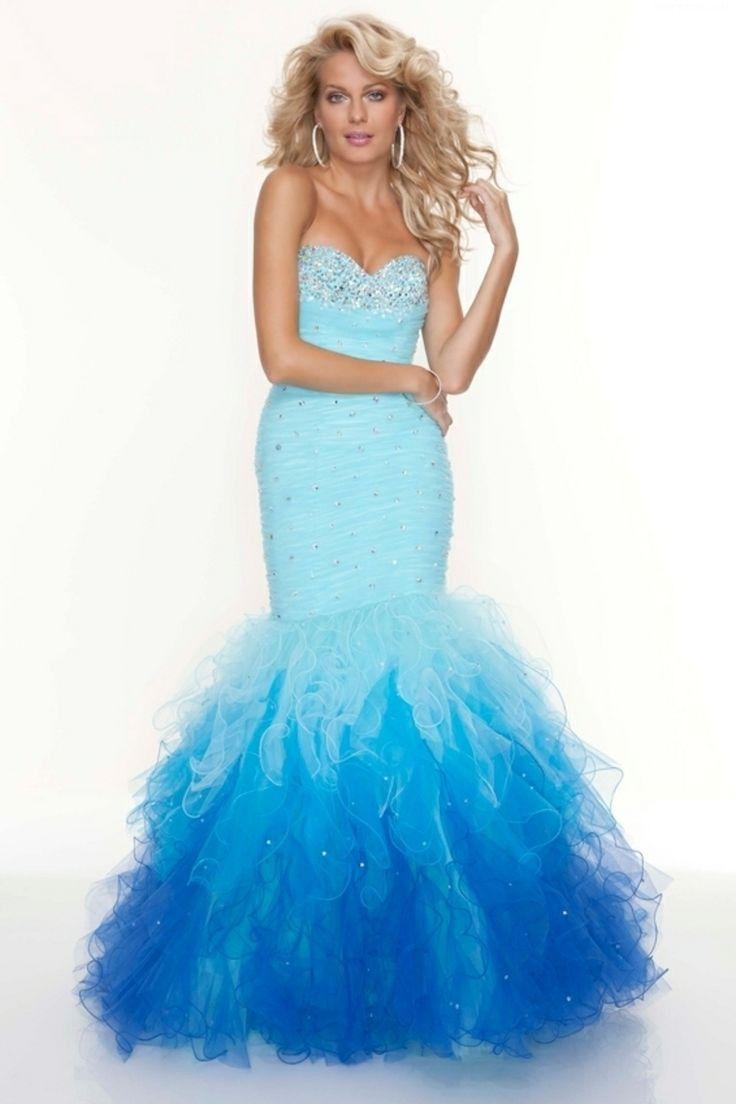 158 best Prom dresses images on Pinterest   Formal prom dresses ...