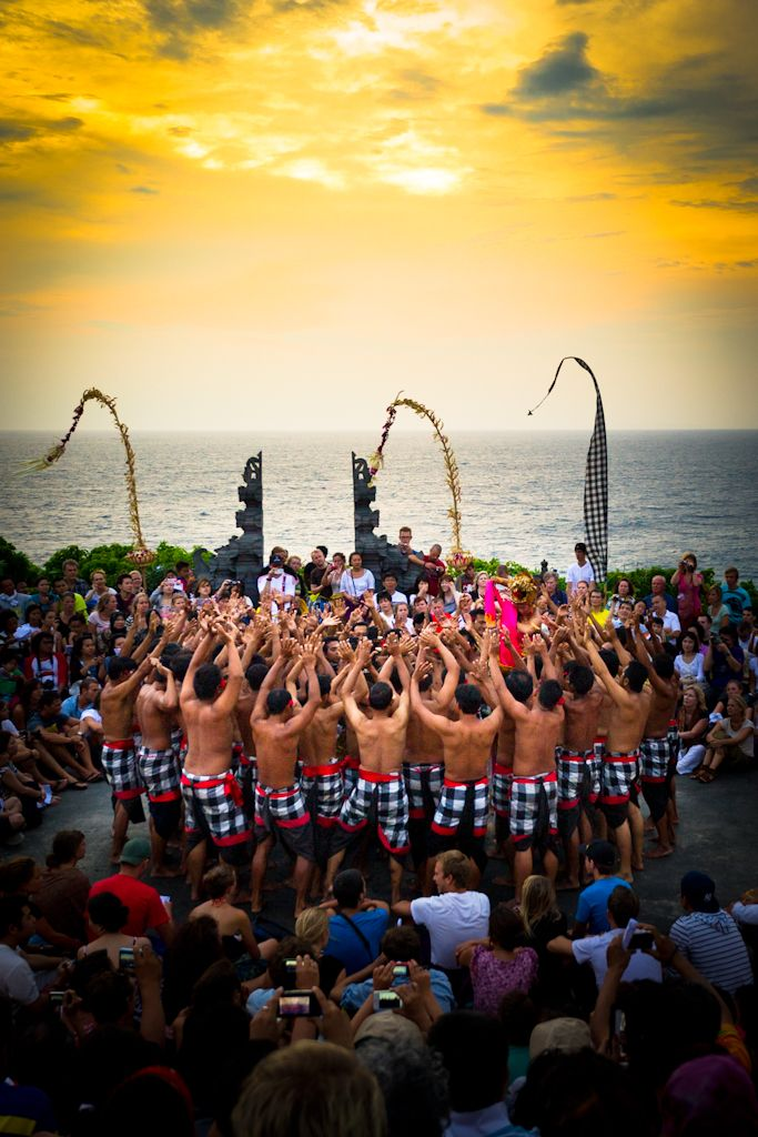 If you would like to see Bali's famous Kecak Dance, contact me now!  www.rudisbalitours.com