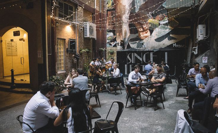 Ten Inner City Oasis Bars in Sydney