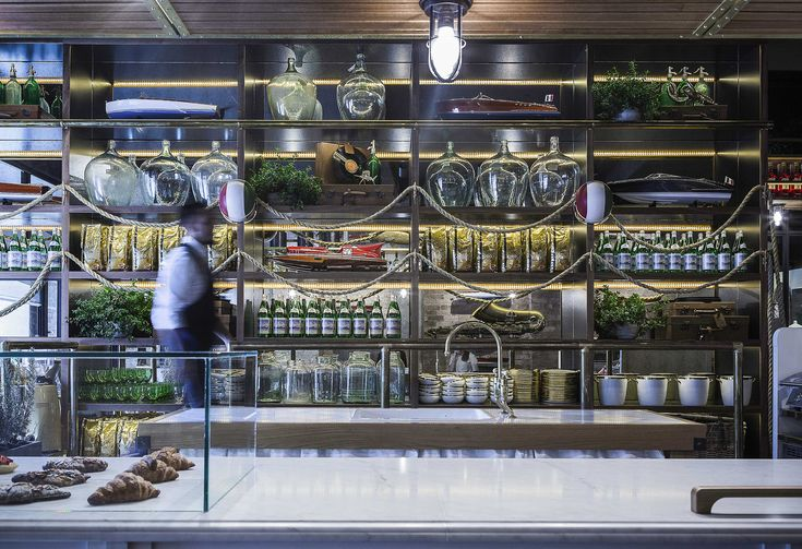 American design infused with Italian heritage offers a stylish and delicious new Espresso Bar in the Sydney food scene.