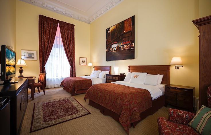 Where to Stay in Old Montreal   Gallery   LHotel Montreal