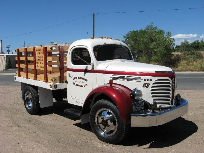 The REO Speed Wagon was a popular line of light to heavy weight trucks from about 1915 to 1953.