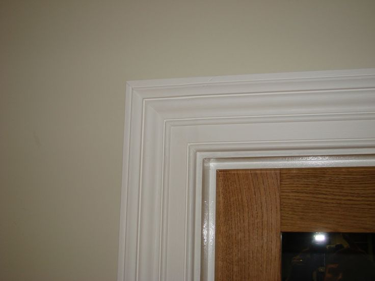 "Victorian ""Mercer"" Architrave  Made by Period Mouldings  www.periodmouldings.co.uk"