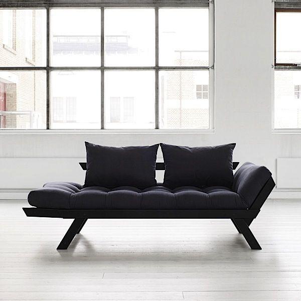 ALULA : sofa, méridienne convertible en lit d'appoint - incluant le futon et…