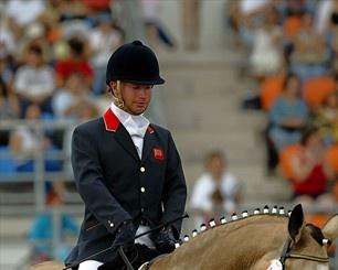 Equestrian Paralympics 2012