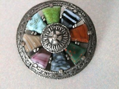 Broche Vintage écossais « Miracle »