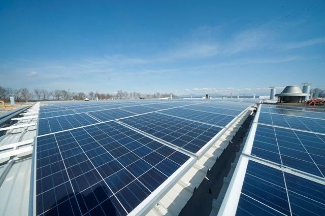 Impianto fotovoltaico Artceram