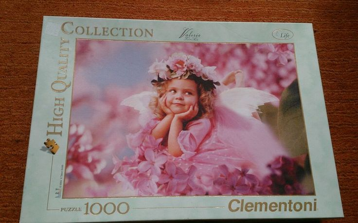 Clementoni Puzzle 1000 Pieces - Daydreamer - Valerie Tabor Smith (code 30817)