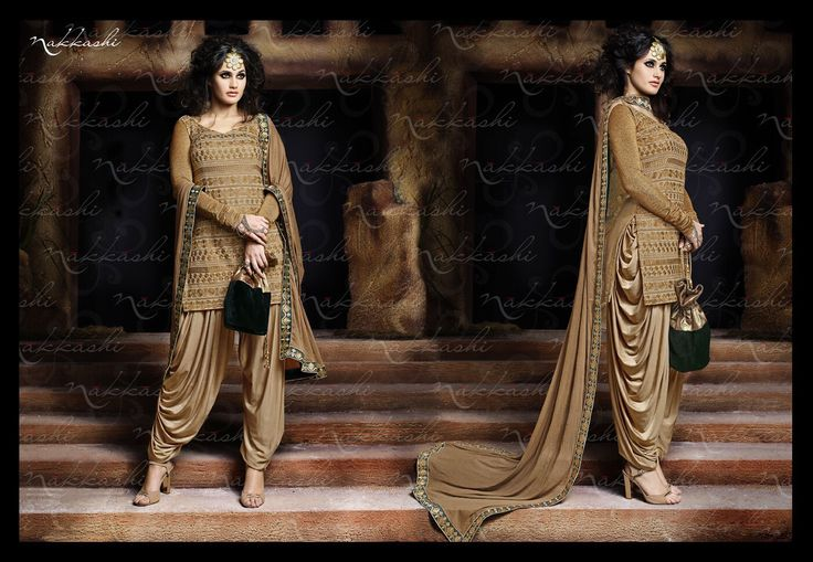 Lycra Patiala Style Incredible Unstitched Salwar Kameez