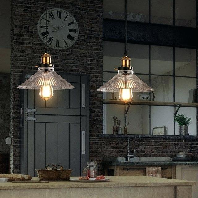 Breakfast Bar Lighting Ideas Globe