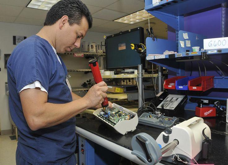 San Jacinto College to premier new #biomedical clinal equipment technician program #SanJac #YourGoalsYourCollege #medical #clinical #SanJacCollege