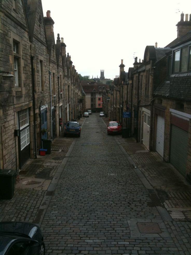 Le strade di Edimburgo