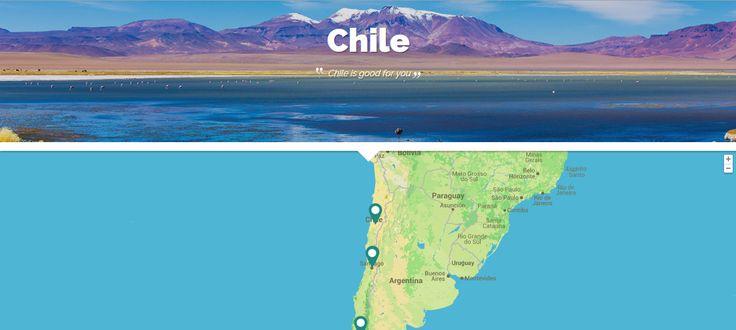 Videos of Chile on ULocaliZ! Discover this destination: the Chile! Vidéos du Chili sur ULocaliZ, découvrez cette destination et le pays Chili!
