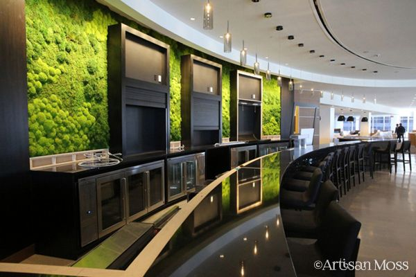 1000 images about green wall plant painting installations on pinterest green wall art plant for Commercial interior design cleveland