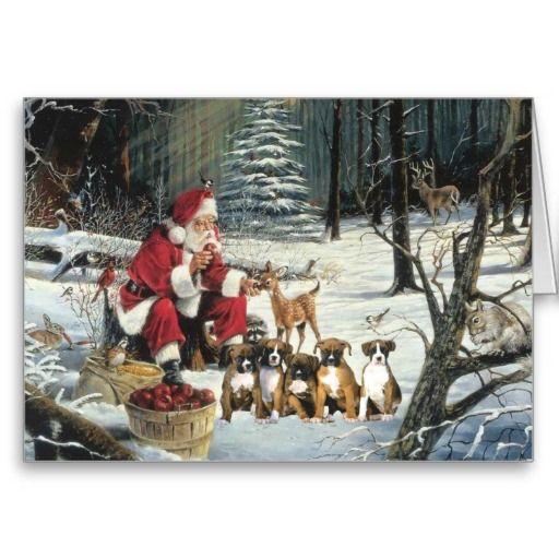 45 Best Dog Christmas Cards Images On Pinterest Dog