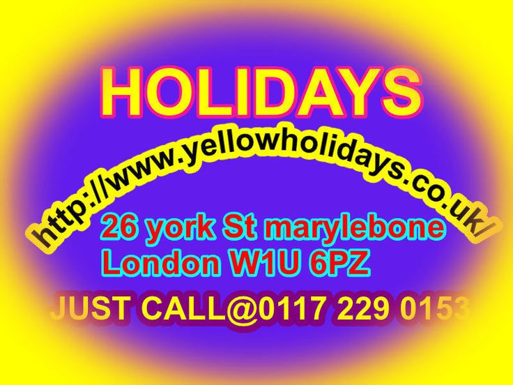 http://www.yellowholidays.co.uk/, Whenever you think about going on a holiday, a number of cities, landmarks and places come to mind that you want to visit and experience. However, planning the perfect holiday can become a daunting task if you are not used to planning lodgings and taking care of your accommodation and travel plans. This is where Yellowholidays.co.uk comes to the foray!