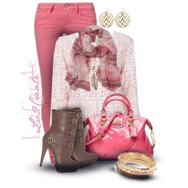 Love the Coach purse -