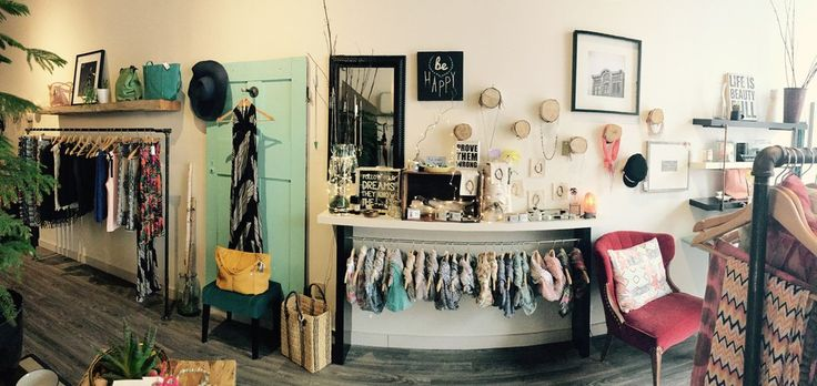 Dwell Urban Boutique in Ingersoll has a variety of unique and beautiful items from beautiful clothing to handmade soaps and jewellery.