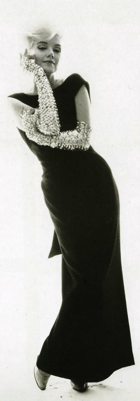 Marilyn Monroe - The Last Sitting - June 1962 for Vogue by Bert Stern | The House of Beccaria