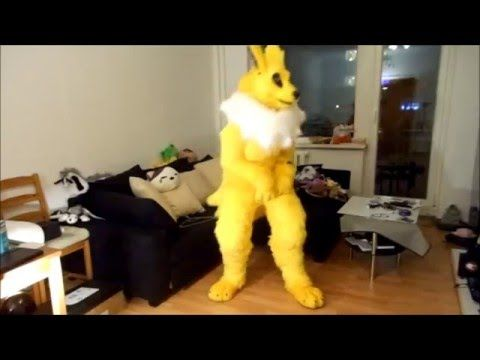 girl suit up in fursuit - Google Search