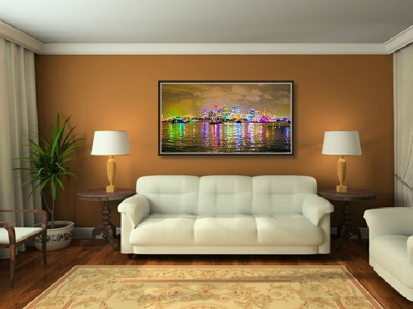The right #art #photograph can really lift up a drab room.  Giving it a new exciting focal point. #photography #photo #art #design #decor #artist