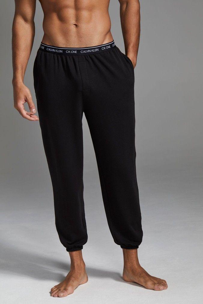 Calvin Klein Black Loungewear Joggers In 2020 Lounge Wear